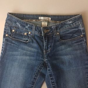 Pair Of Refuge Jeans👖 Size 1R